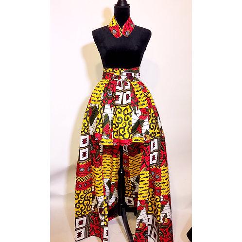Skirt & Cape