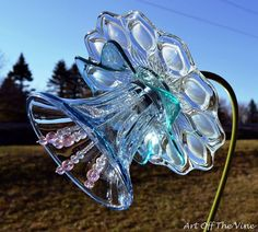 Glass Flower 1