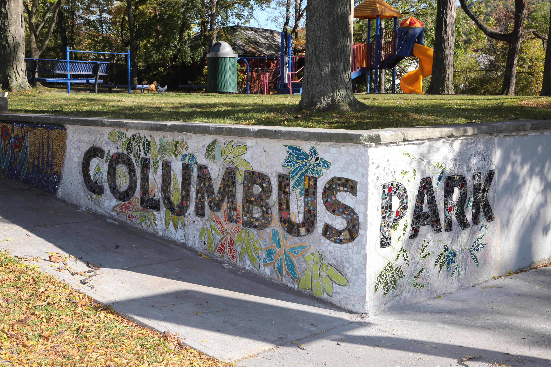 Columbus Park, Binghamton, NY