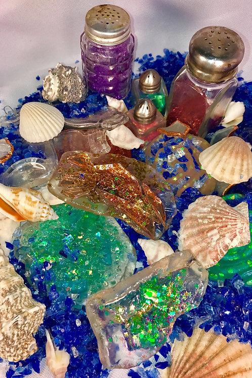 Mermaid Glass