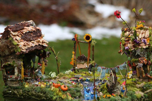 Make Your Own Magical Fairy House Create A Miniature Home For Outdoor Garden Or Inside Choose From Our Fun Selection Of