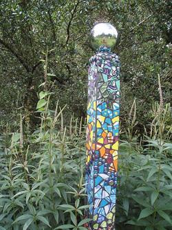 Garden Totem Poles 2
