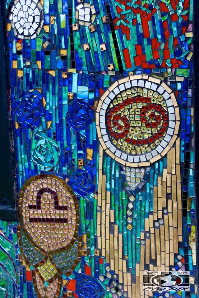 mosaic house 1