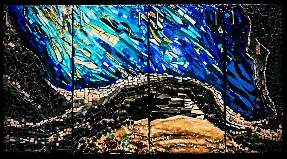 Fish Tank Mosaic