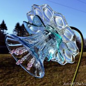 Glass Garden Flowers