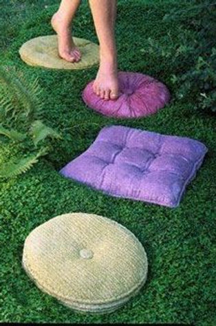 Stepping Stone Pillows
