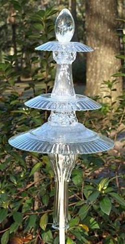 Glass Garden art 3