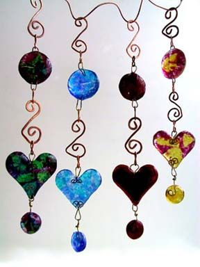 Heart Sun Catcher