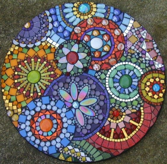 Mosaic Tabletop