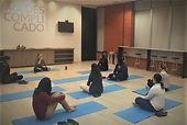 Aulas de Vidya Yoga na empresa - In Company