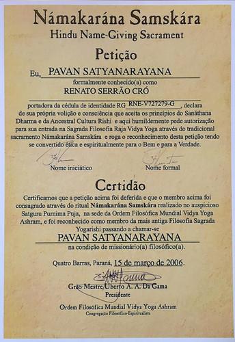 Nama diksha Pavan