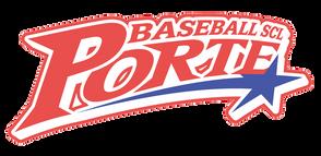 ベースボールスクール ポルテロゴ デザイナー:kenbohhh