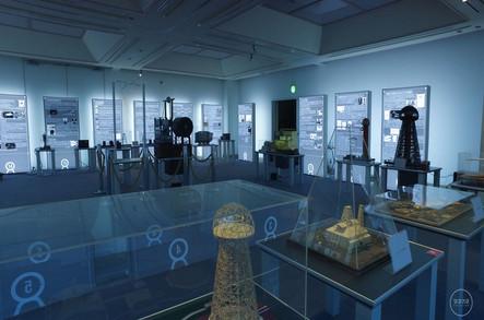 The exhibition of the Nikola Tesla Museum in Japan