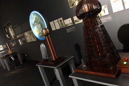 Exhibition of the Nikola Tesla Museum in Cyprus