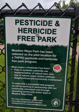 Our local hangout, the first chemical free park in the district .jpg