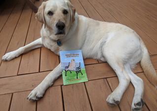 Berk and his book.jpg