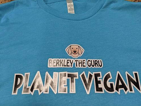 """Planet Vegan"" Unisex Short Sleeve T-Shirt"