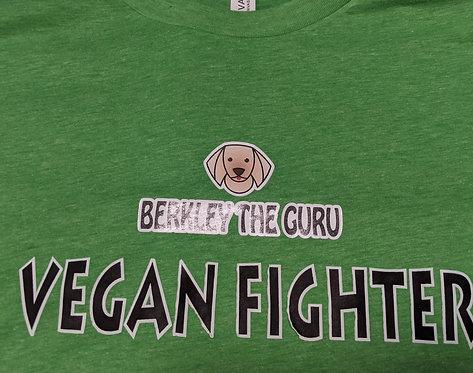 """Vegan Fighter"" Unisex Short Sleeve T-Shirt"