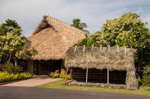 Thatched Barns, Maui, Hawaii