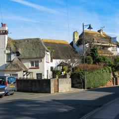 Thatched Cottages, Paignton, Devon