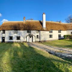 Thatched Barn, Romansleigh, Devon
