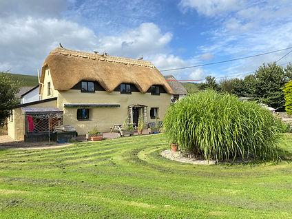 Thatched Barn, Saunton, Devon. Mark Harrington Master Thatcher