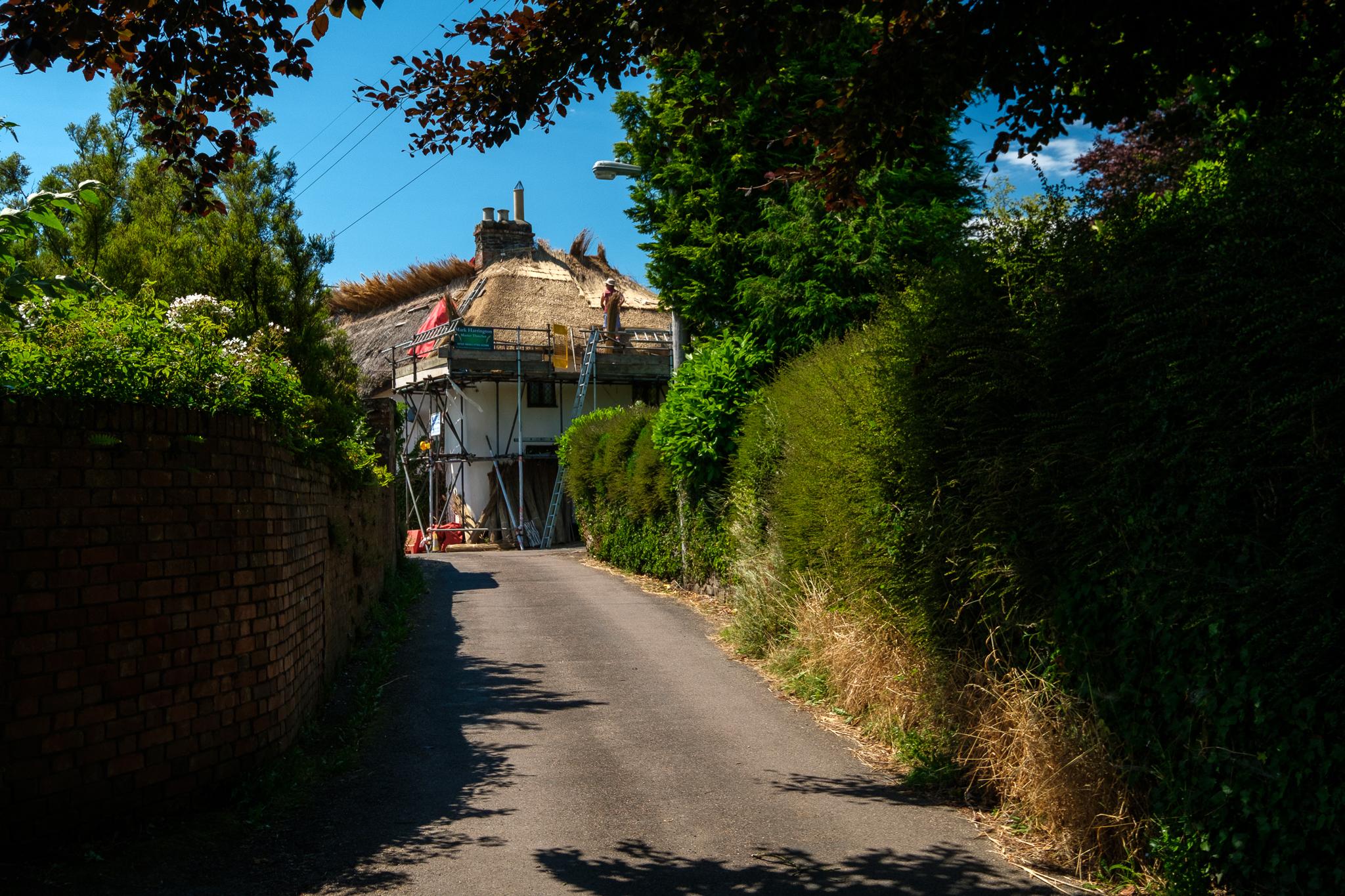 Thatched Cottage, Chulmleigh, Devon