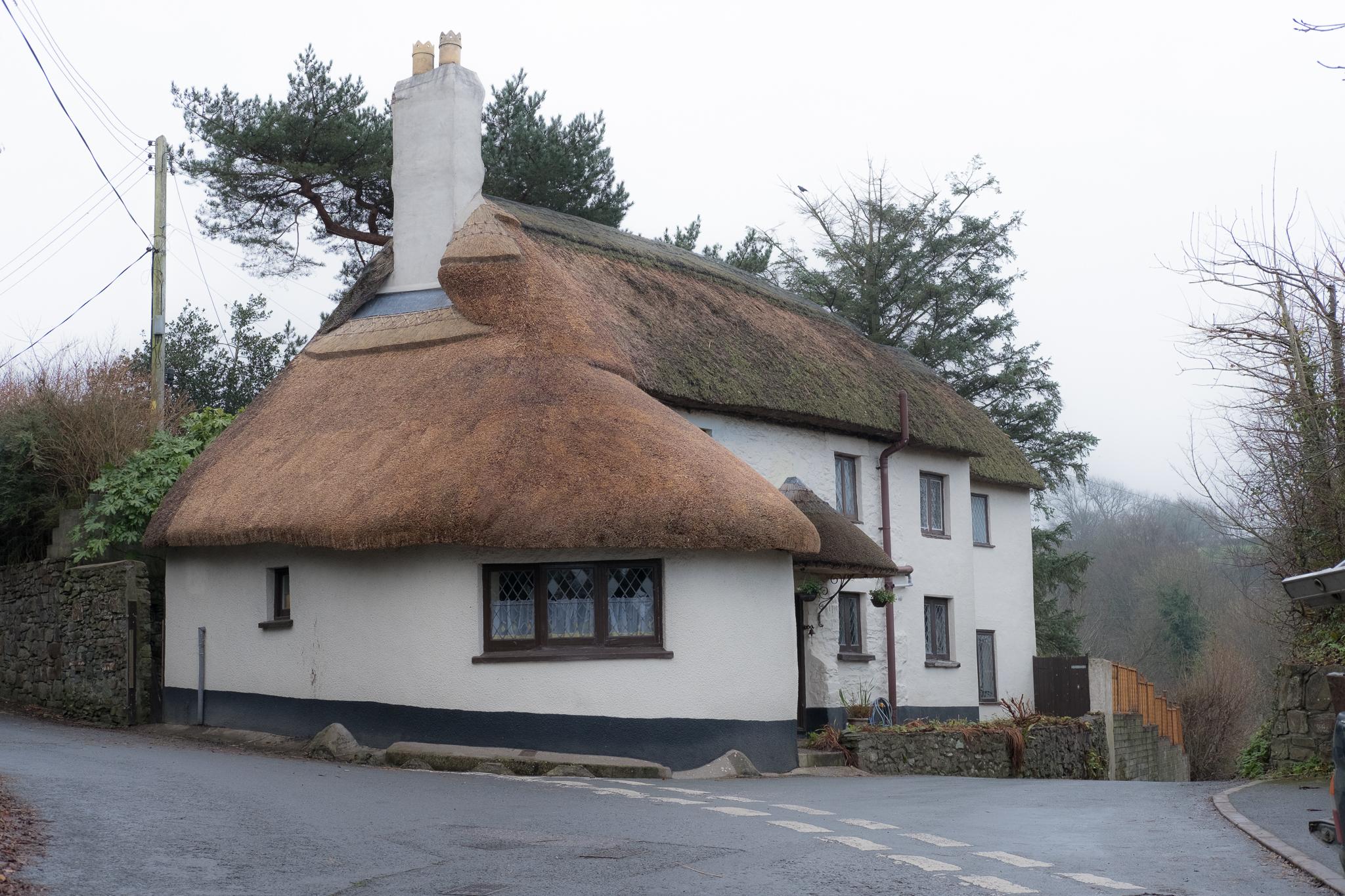Thatched Cottage, Barnstaple, Devon.