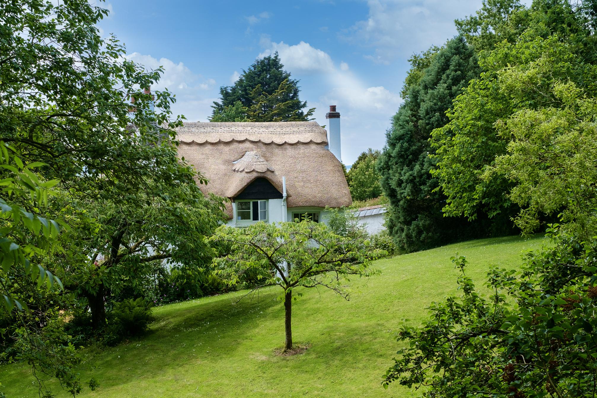 Thatched Cottage, Cobbaton, Devon