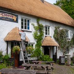 Thatched Pub, Lustleigh, Devon