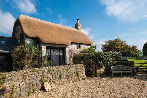 Thatched Cottage, Barnstaple, Devon. Mark Harrington Master Thatcher