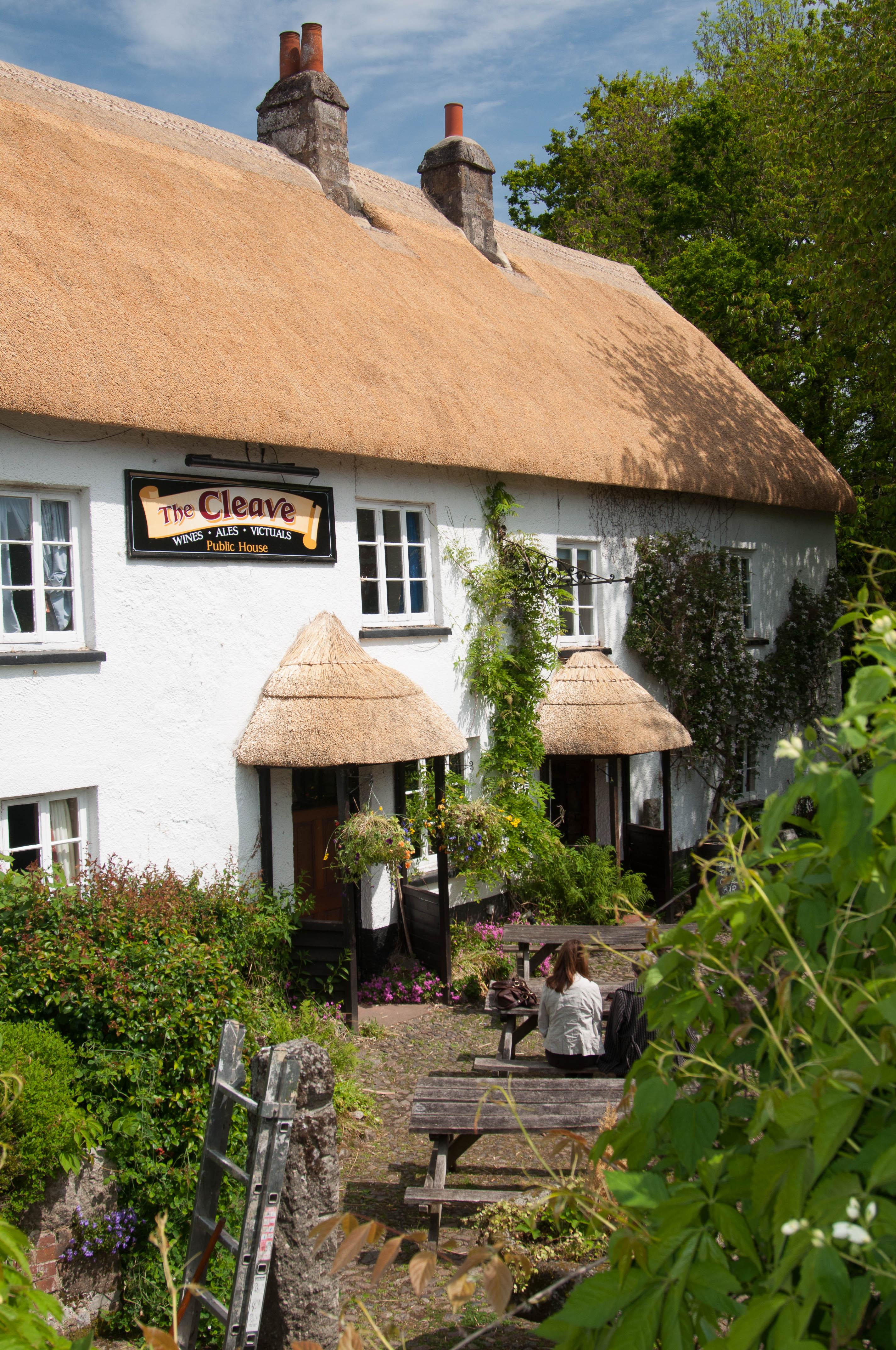 Lustleigh, Devon
