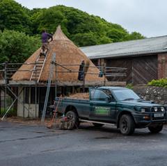 Thatched Pavillion, Barnstaple, Devon
