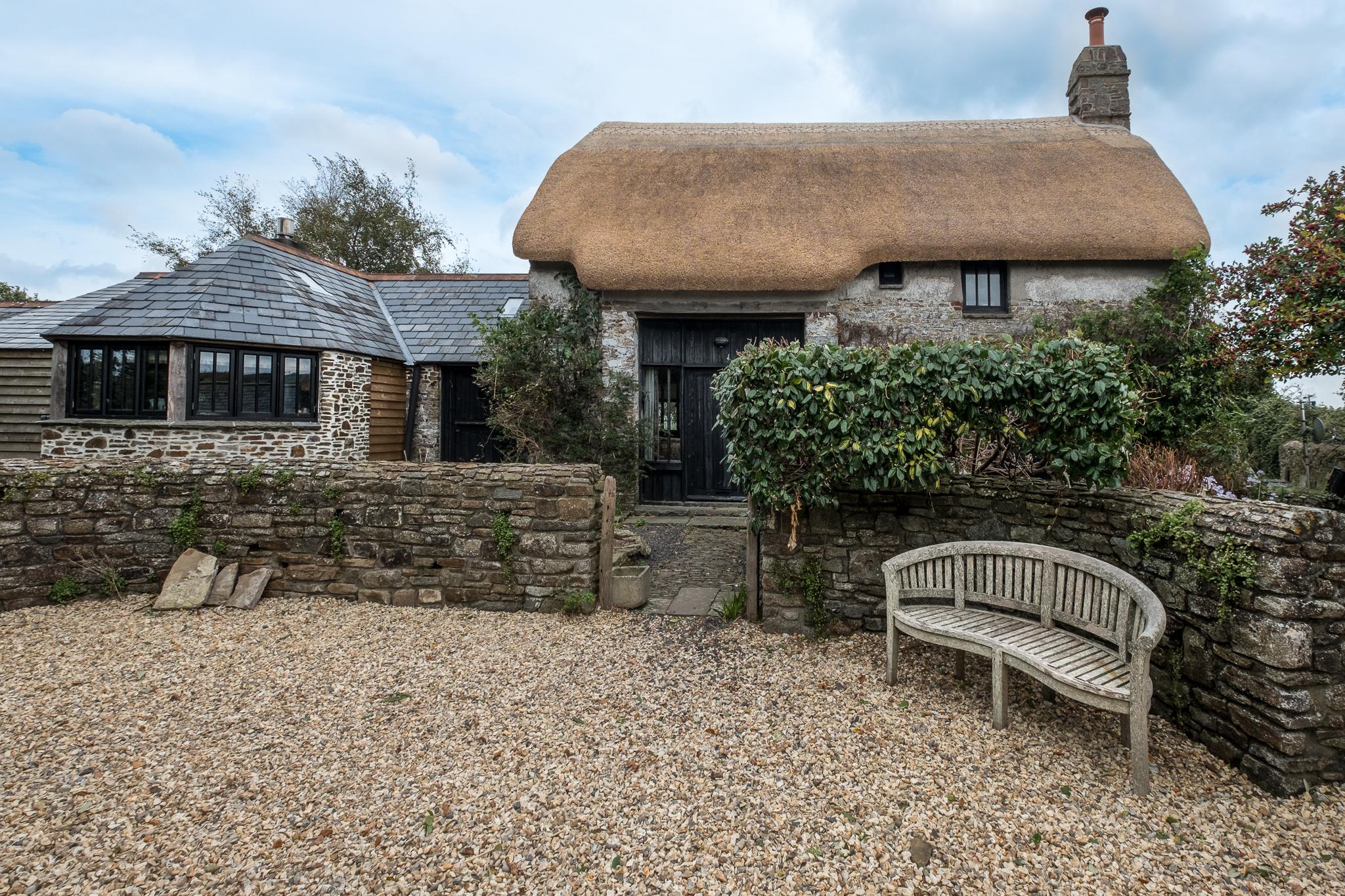 Thatch Roof - Bideford