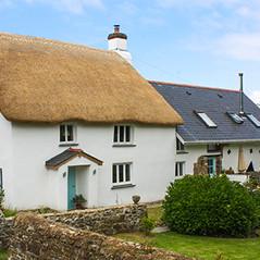 Thatched Cottage, Torrington-