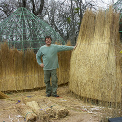 Thatched Huts, Waco, Texas
