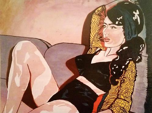 Ladylike Print