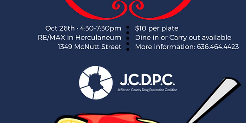 JCDPC Spaghetti Fundraiser