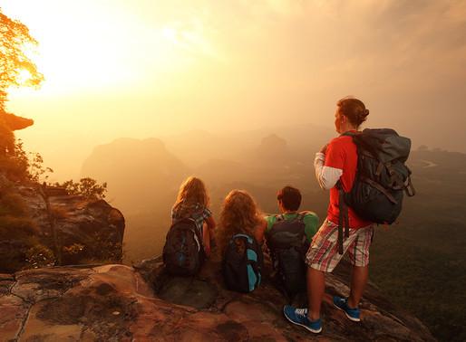 Amistades en el Backpacking, voluntariado y el mundo: guía básica para hacer amigos durante tu avent