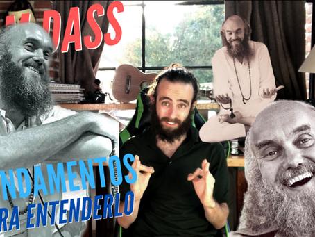 Baba Ram Dass: 3 Claves para Entender sus Enseñanzas y Elevar tu Frecuencia