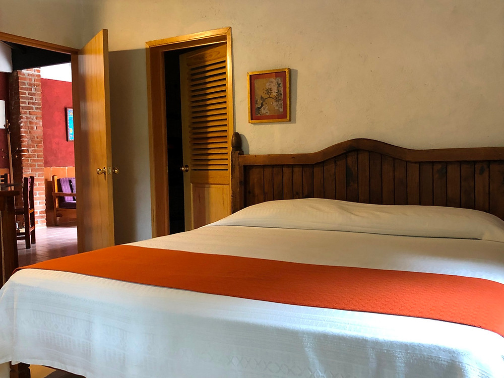 cama king size hoteles tepoztlan morelos