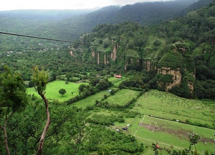 Ocotitlan tepoztlna morelos montaña tirolesa
