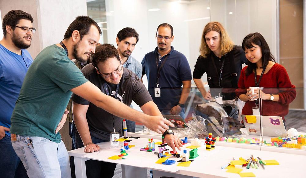 actividades de integracion para un taller