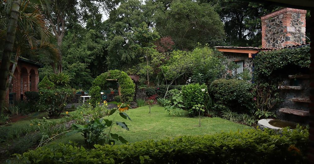 jardin de tepoztlan