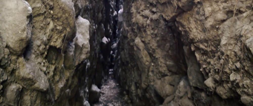 Cuevas del Santuario Bosque de Los Venaditos tepoztlán