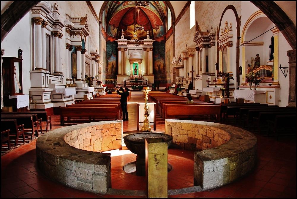 ex convento de la natividad tepoztlan hoteles en tepoztlan