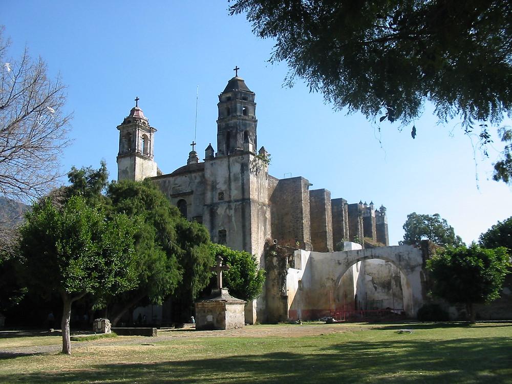 ex convento y museo de la natividad tepoztlan morelos catedral centro