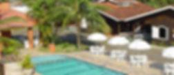 pousada litoral norte piscina chales