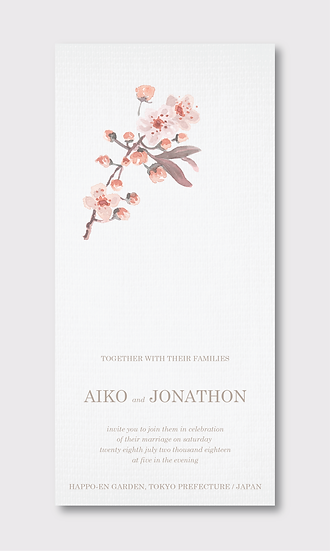 Blossom Invitation Only