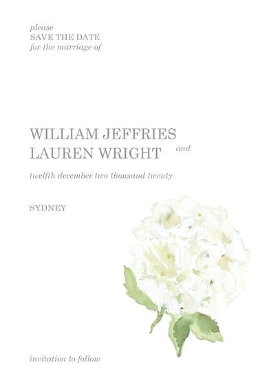 Order for Lauren Wright